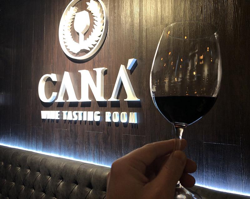 CANA Vino Alta Gama